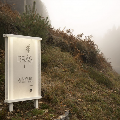 Restaurant Bras, le Suquet